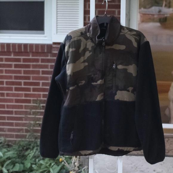 9039a4507 The North Face Camo Denali Fleece Jacket Men's